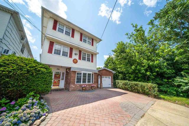 48 Country Village Ct, Bayonne, NJ 07002 (MLS #210017667) :: The Trompeter Group