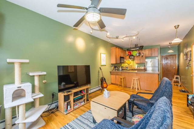 377-379 3RD ST #2, Jc, Downtown, NJ 07302 (MLS #190020496) :: PRIME Real Estate Group