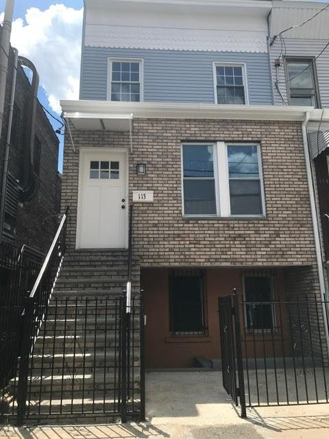 113 Cator Ave #2, Jc, Greenville, NJ 07203 (MLS #170012622) :: The Trompeter Group
