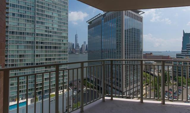 20 2ND ST #1909, Jc, Downtown, NJ 07302 (MLS #170016420) :: The Trompeter Group