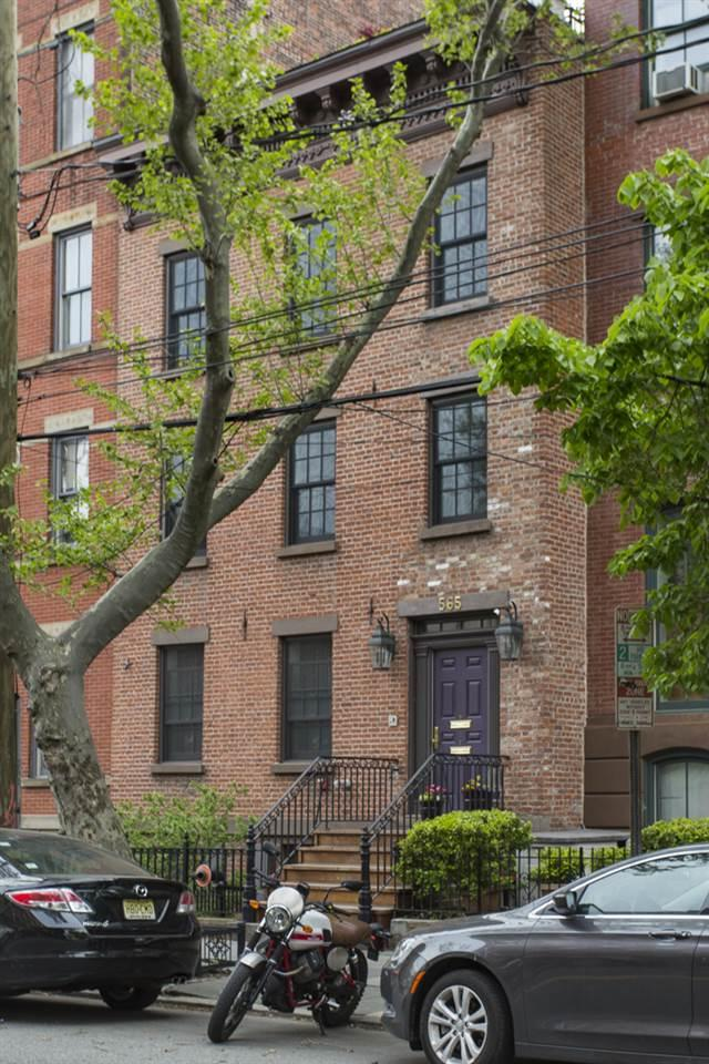 565 Jersey Ave #2, Jc, Downtown, NJ 07302 (MLS #170019413) :: The Trompeter Group