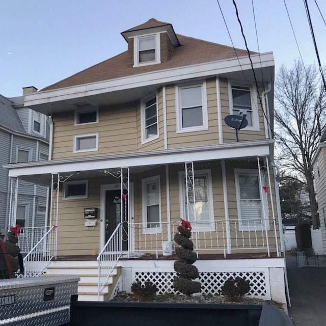 43 Quinby Pl, West Orange, NJ 07052 (MLS #180001564) :: The Trompeter Group