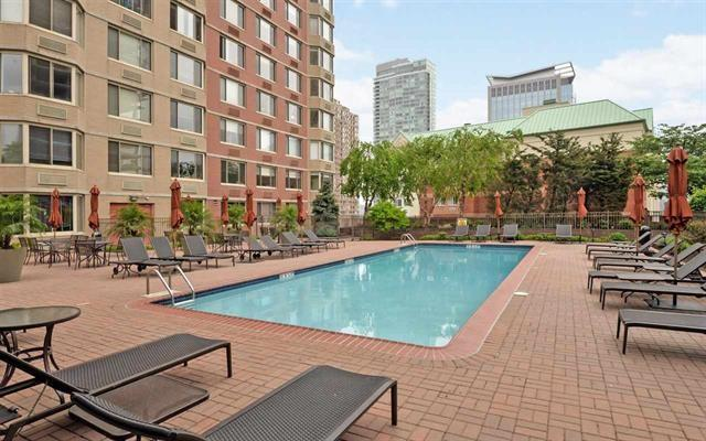 65 2ND ST #1309, Jc, Downtown, NJ 07302 (MLS #180006751) :: The Trompeter Group