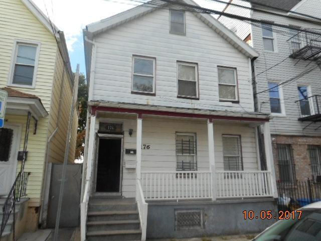 176 Parker St, Newark, NJ 07104 (MLS #180010541) :: The Trompeter Group