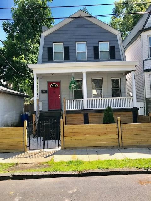 9 Ruth St, Irvington, NJ 07111 (MLS #180010866) :: The Trompeter Group
