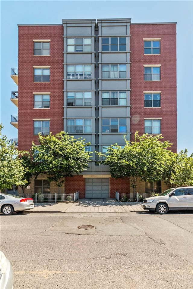 172 Culver Ave #502, Jc, West Bergen, NJ 07305 (MLS #180011373) :: The Trompeter Group