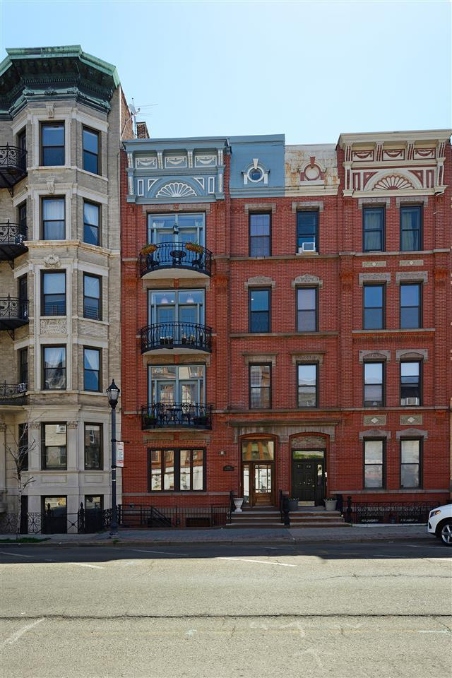 1125 Washington St #5, Hoboken, NJ 07030 (MLS #180011618) :: The Sikora Group