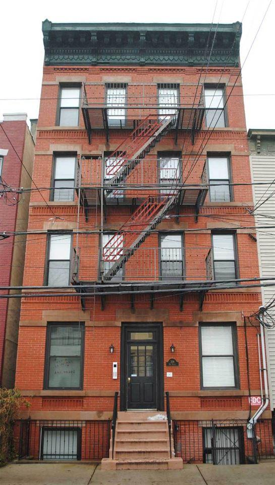 306 2ND ST 4B, Jc, Downtown, NJ 07302 (MLS #190004830) :: The Trompeter Group