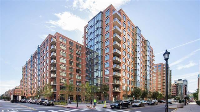 1400 Hudson St #808, Hoboken, NJ 07030 (MLS #190007839) :: The Trompeter Group