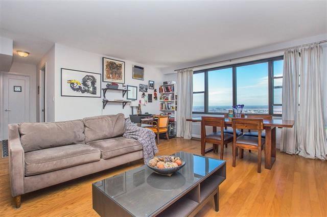 500 Central Ave #1718, Union City, NJ 07087 (MLS #190007948) :: The Dekanski Home Selling Team