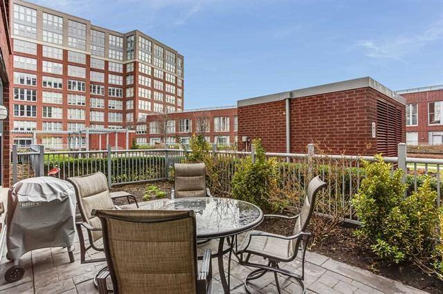 1125 Maxwell Lane #421, Hoboken, NJ 07030 (MLS #190014420) :: The Trompeter Group