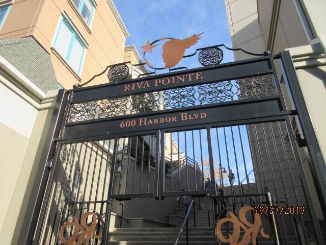 600 Harbor Blvd #835, Weehawken, NJ 07086 (MLS #190019771) :: The Trompeter Group