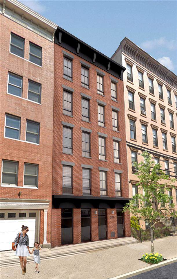 217 Willow Ave, Hoboken, NJ 07030 (MLS #190020637) :: The Lane Team
