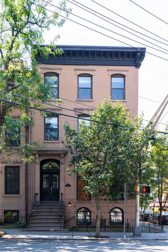 123 Grand St #8, Jc, Downtown, NJ 07302 (MLS #190020898) :: The Trompeter Group