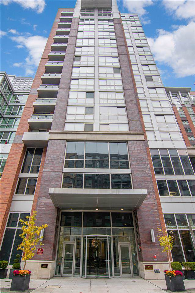 201 Luis M Marin Blvd #4100, Jc, Downtown, NJ 07302 (MLS #190020980) :: The Trompeter Group