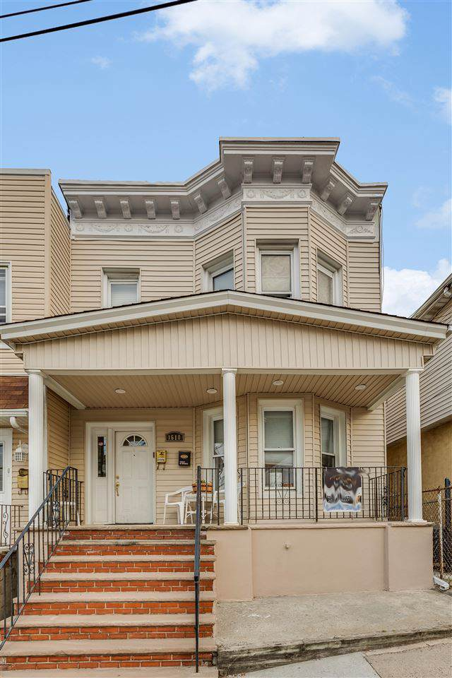1610 86TH ST, North Bergen, NJ 07047 (MLS #190022675) :: The Sikora Group