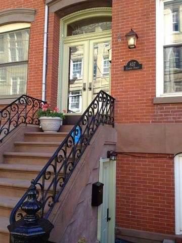 837 Garden St #1, Hoboken, NJ 07030 (MLS #190023348) :: Hudson Dwellings