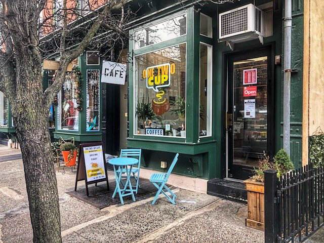 201 Warren St, Jc, Downtown, NJ 07302 (MLS #202001375) :: The Trompeter Group