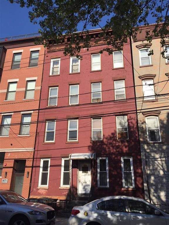 473 Monmouth St #7, Jc, Downtown, NJ 07302 (MLS #202001606) :: The Trompeter Group