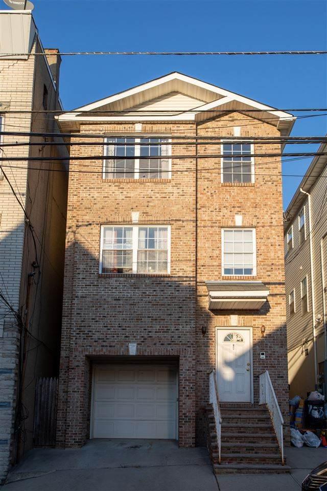 108 Mcadoo Ave, Jc, Greenville, NJ 07305 (MLS #202003718) :: The Sikora Group