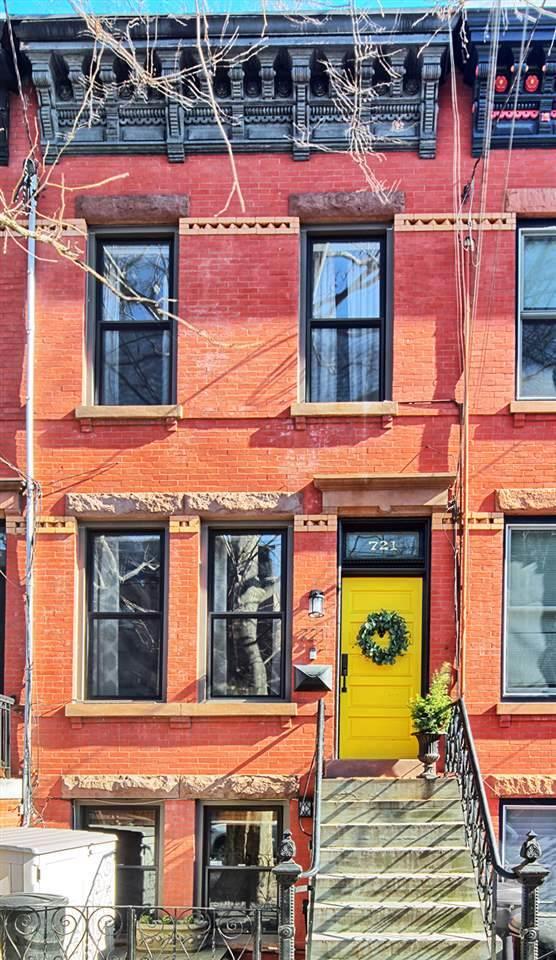 721 Park Ave, Hoboken, NJ 07030 (MLS #202003728) :: The Sikora Group