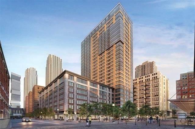 10 Provost St #1002, Jc, Downtown, NJ 07302 (#202006243) :: Nexthome Force Realty Partners