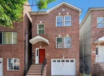 120 Lincoln St #2, Jc, Heights, NJ 07307 (MLS #202012166) :: Hudson Dwellings
