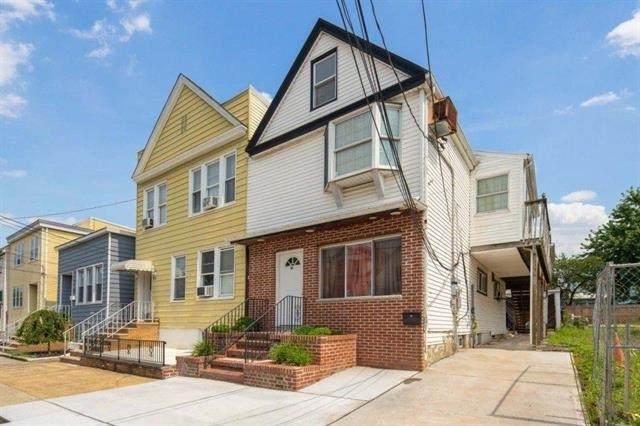 91 West 43Rd St, Bayonne, NJ 07002 (MLS #202012710) :: The Sikora Group