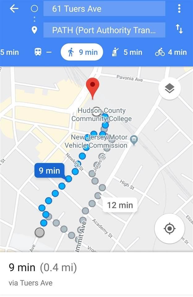 61 Tuers Ave, Jc, Journal Square, NJ 07306 (MLS #202021504) :: Hudson Dwellings