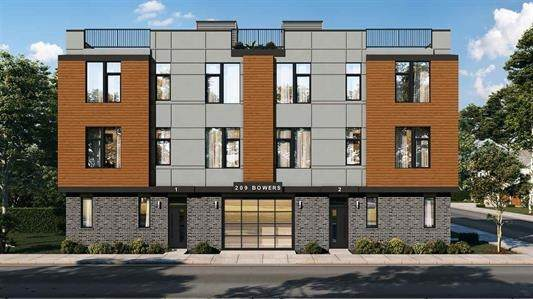 209 Bowers St #2, Jc, Heights, NJ 07307 (#202027724) :: Nexthome Force Realty Partners