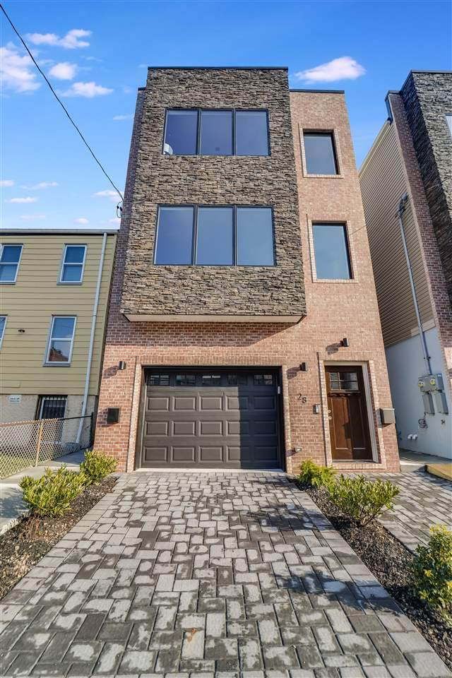 28 St Pauls Ave #1, Jc, Heights, NJ 07306 (MLS #210001941) :: RE/MAX Select