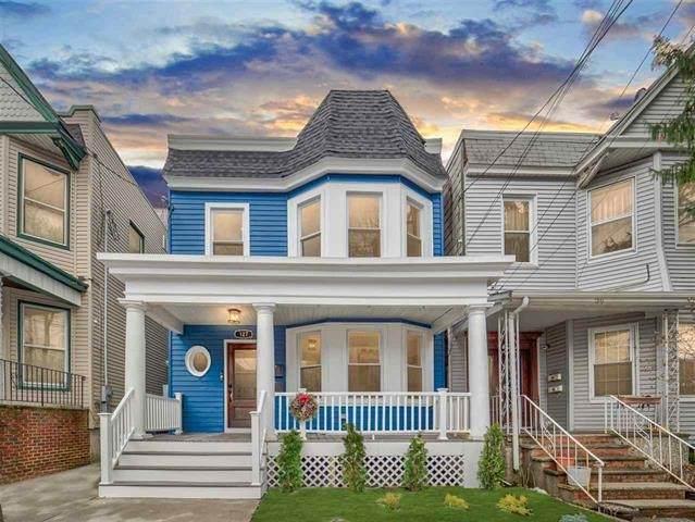 127 Sherman Pl #1, Jc, Heights, NJ 07307 (MLS #210002273) :: The Danielle Fleming Real Estate Team