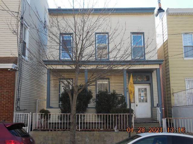 611 38TH ST, Union City, NJ 07087 (MLS #210002427) :: The Trompeter Group