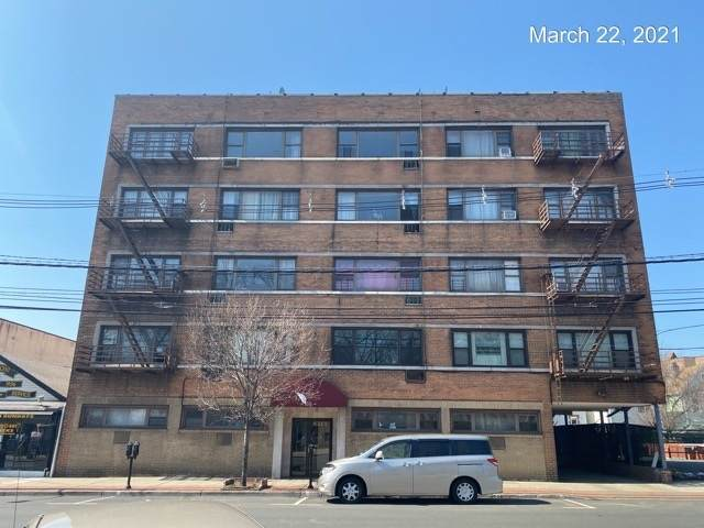 8515 Bergenline Ave 1C, North Bergen, NJ 07047 (MLS #210007067) :: The Trompeter Group