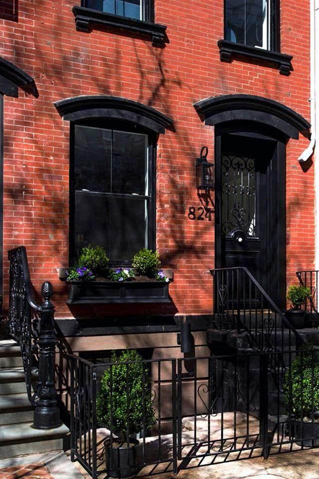 824 Park Ave, Hoboken, NJ 07030 (MLS #210008240) :: The Danielle Fleming Real Estate Team