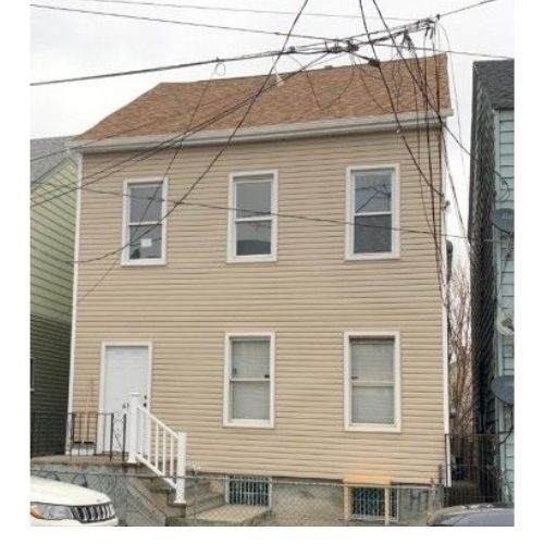 61 Sassafras St, Paterson, NJ 07524 (MLS #210008394) :: The Trompeter Group