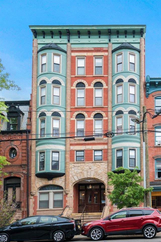 444 Jersey Ave #3, Jc, Downtown, NJ 07302 (MLS #210011314) :: The Trompeter Group