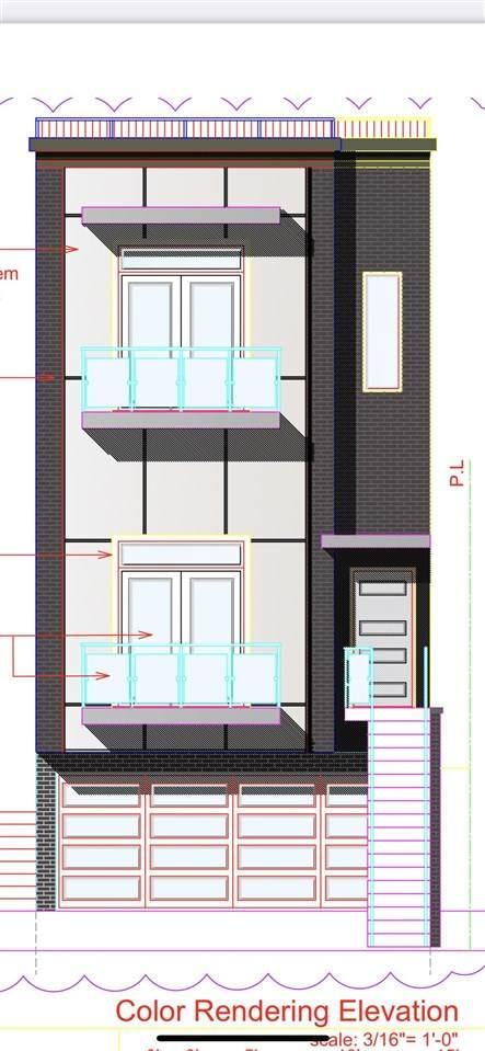327 69TH ST, Guttenberg, NJ 07093 (MLS #210012641) :: Team Francesco/Christie's International Real Estate