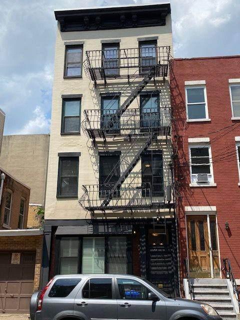 210 3RD ST #4, Hoboken, NJ 07030 (MLS #210017668) :: The Trompeter Group