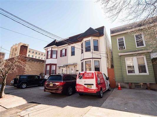 293 Magnolia Ave, Jc, Journal Square, NJ 07306 (MLS #210017803) :: The Danielle Fleming Real Estate Team