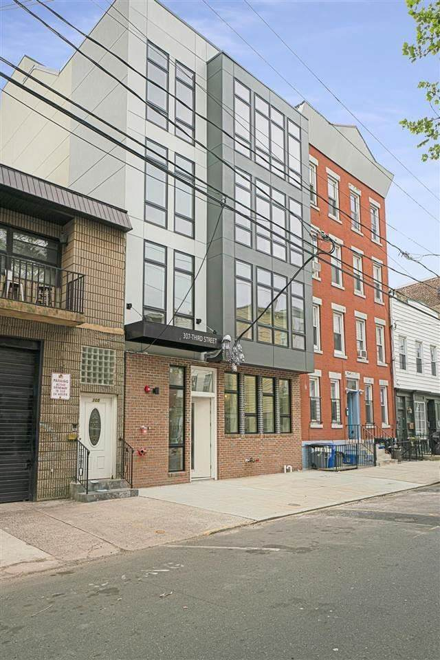 307 3RD ST 2-A, Jc, Downtown, NJ 07302 (MLS #210017913) :: The Sikora Group