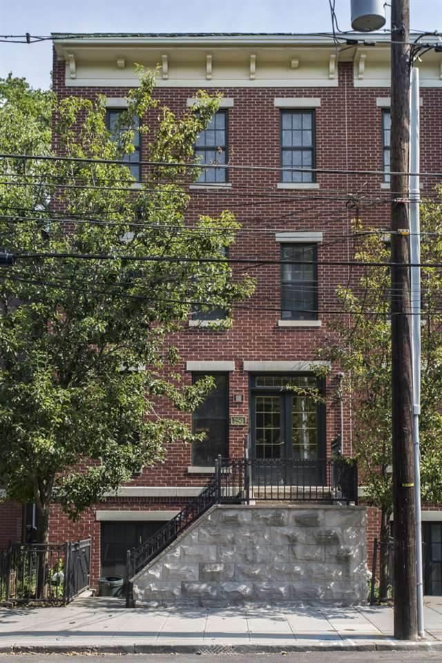 250 6TH ST 1 Dplx, Jc, Downtown, NJ 07302 (MLS #210018148) :: The Sikora Group