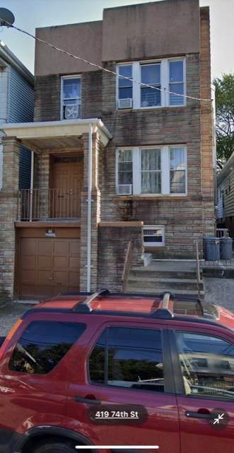 419 74TH ST, North Bergen, NJ 07047 (MLS #210018303) :: Team Francesco/Christie's International Real Estate