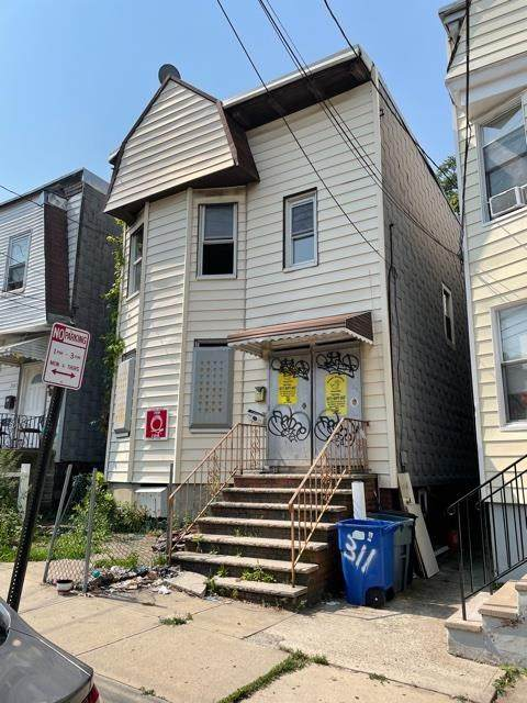 309 Claremont Ave, Jc, West Bergen, NJ 07305 (MLS #210018667) :: The Sikora Group