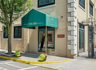 518 Gregory Ave C309, Weehawken, NJ 07086 (MLS #180013269) :: The Trompeter Group