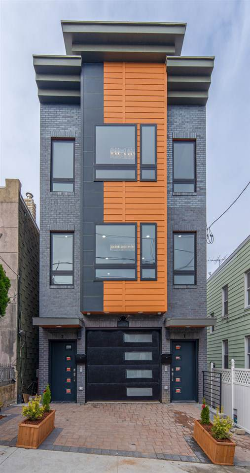 311 Columbia Ave #1, Jc, Heights, NJ 07307 (MLS #190022823) :: Hudson Dwellings