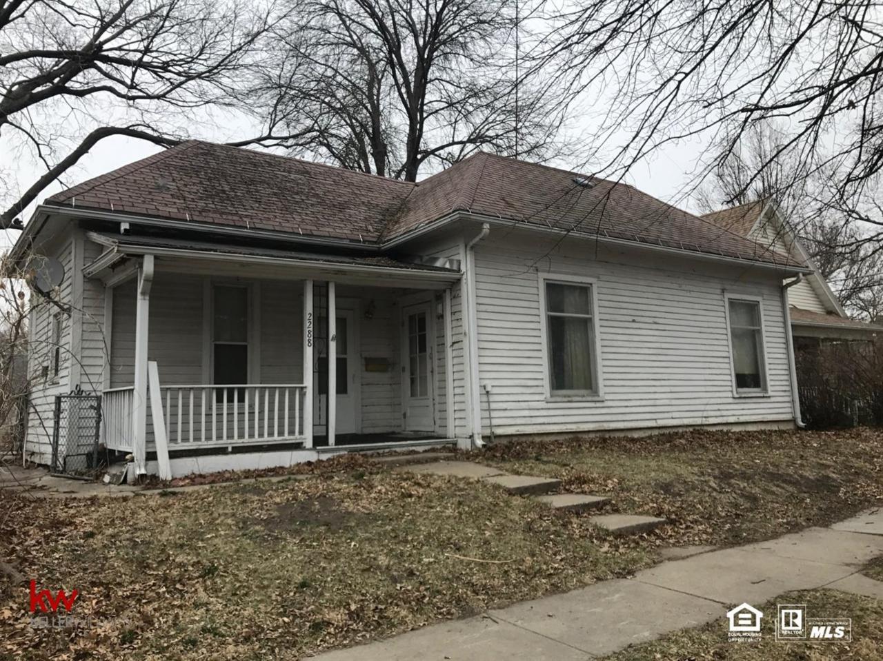 2288 dudley street lincoln ne 68503 mls 10136214 for Lincoln nebraska home builders