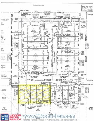 307 W 6th Street Court, Hickman, NE 68372 (MLS #10133693) :: Nebraska Home Sales