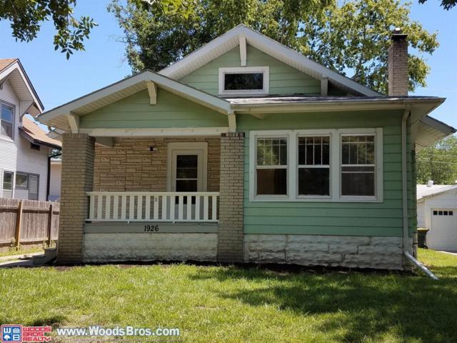1926 Pepper Avenue, Lincoln, NE 68502 (MLS #10138871) :: Nebraska Home Sales