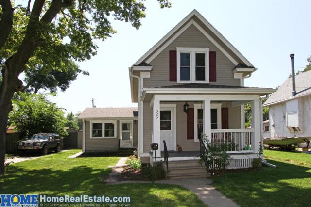 825 Garfield Street, Lincoln, NE 68502 (MLS #10140107) :: Nebraska Home Sales